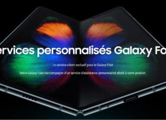 Galaxy Fold Premier Service