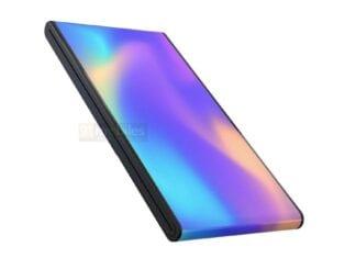 smartphone pliable Vivo