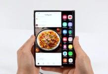 Samsung display écran extensible